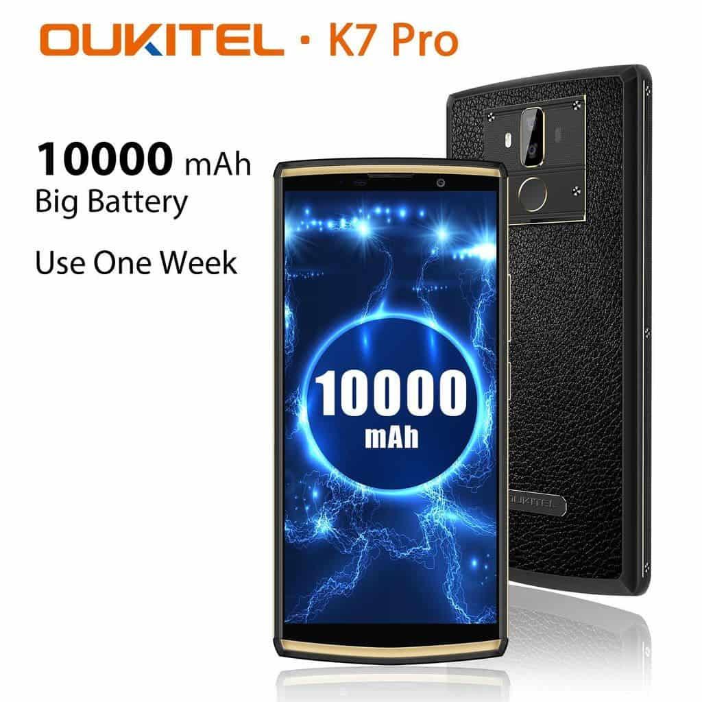 Перелік найавтономніших смартфонів OUKITEL