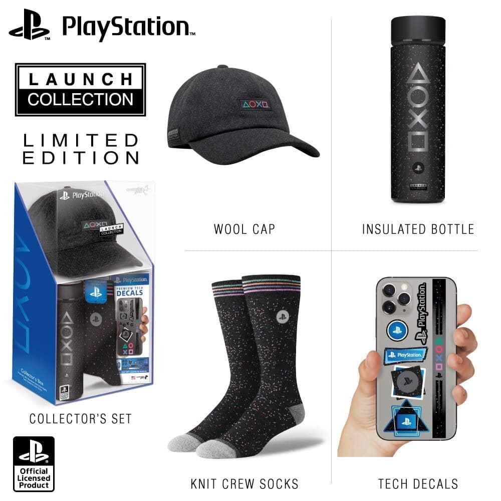 Компанія Sony випустила лімітовану «PlayStation 5 Launch Collection»