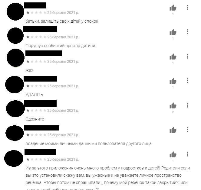 Українські школярі зненавиділи Google через додаток для батьківського контролю