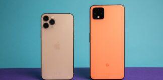 Android та iPhone зрівнялися за популярністю серед користувачів