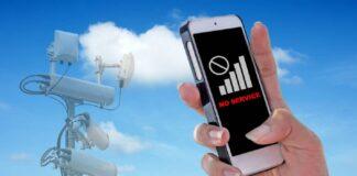 Названо причини, які можуть впливати на втрату смартфоном мережі
