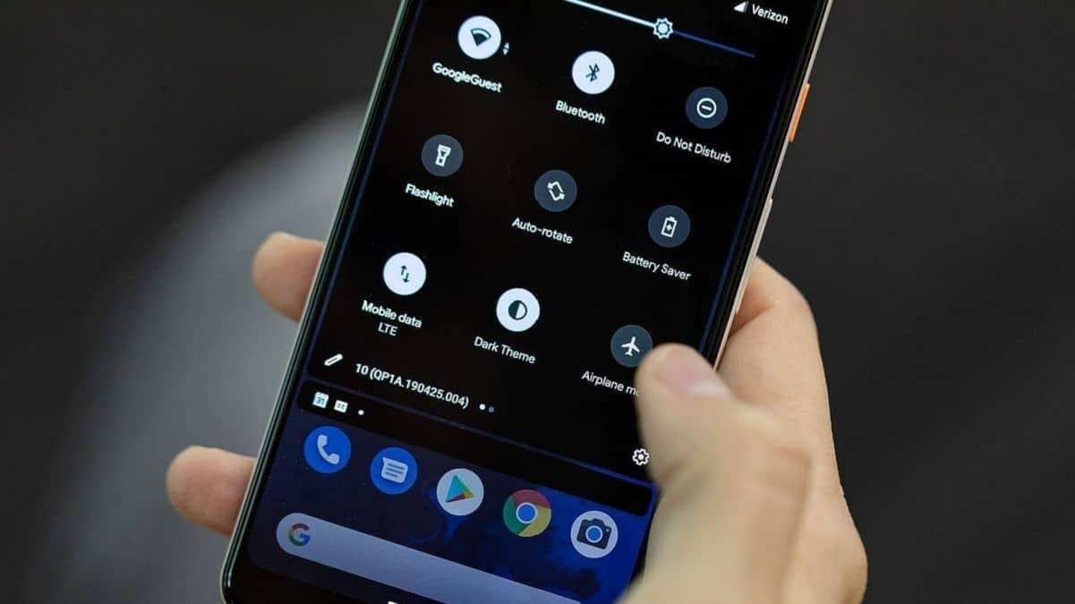 Чи справді темний режим впливає на автономність смартфона