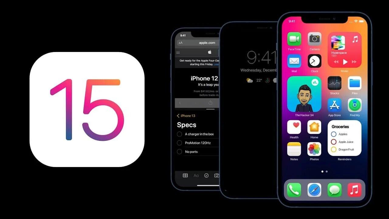 Названо функції iOS 15, які не будуть доступними на деяких Apple iPhone - ITechNews