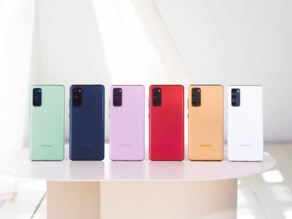 Названо 4 найкращі смартфони Samsung в різних цінових сегментах